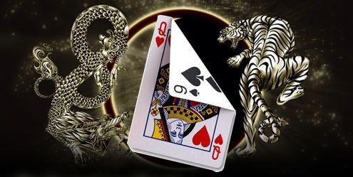 เทคนิคการเล่นเดิมพันเกมไพ่เสือมังกร ล่าหางเสือหางมังกร